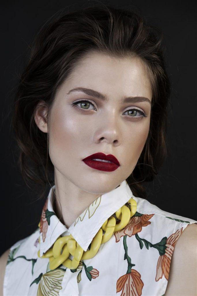 Foto: Monika Bagalová, Styling: Jana Kočišová, Modelka: Karolína B./EXIT Model Management