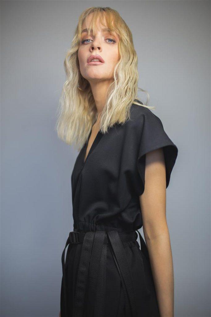 Foto: Darina Sklenárová, Modelka: Mafin L., Oblečenie a styling: Petra Weingart