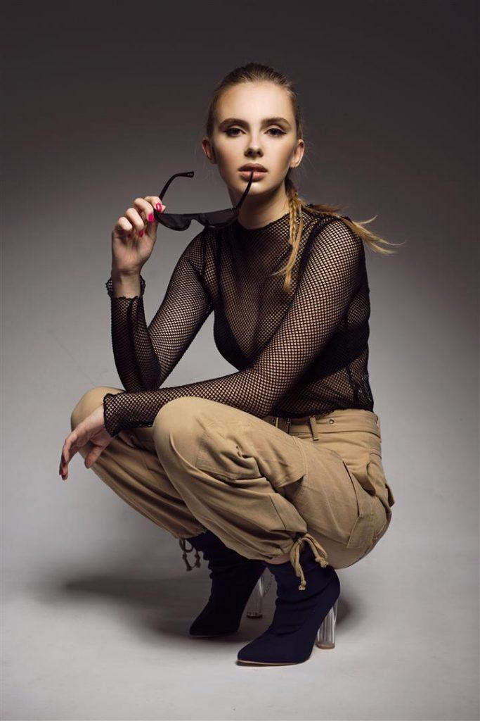 Foto: Mafin Laurincová, Modelka: Viki M., Styling: Petra Košťálová